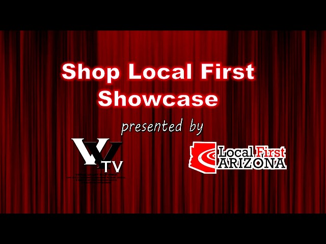 Shop Local First Showcase - Holiday Special