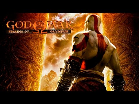 God of War Chains of Olympus HD Pelicula Completa Español 1080p 60fps | Las cadenas del Olimpo