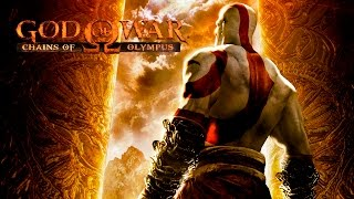 God of War Chains of Olympus HD Pelicula Completa Español 1080p 60fps | Las cadenas del Olimpo