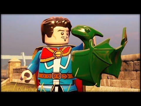LEGO MARVEL AVENGERS - Doctor Strange FUN RUN!