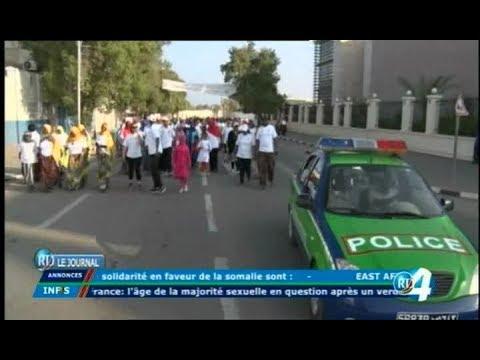 Télé Djibouti Chaine Youtube : JT Somali du 12/11/2017