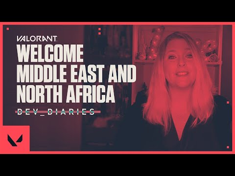 Welcoming the Middle East and North Africa to VALORANT