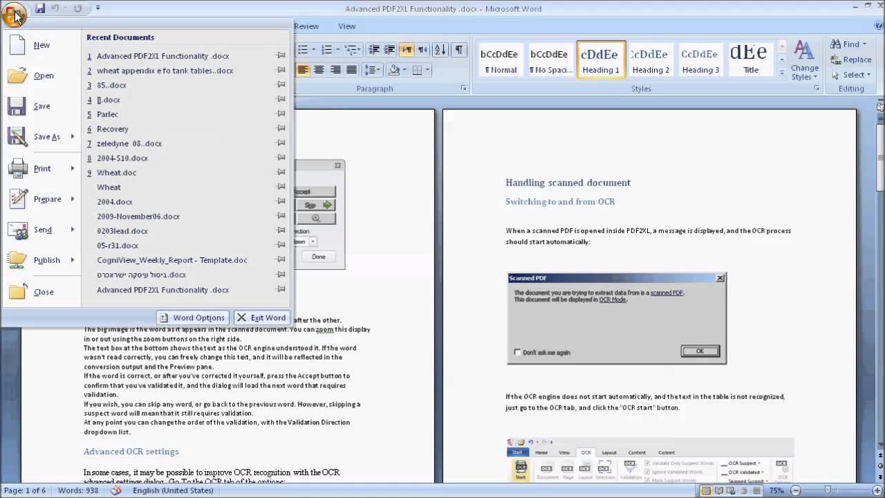 CC Free PDF Converter | CogniView