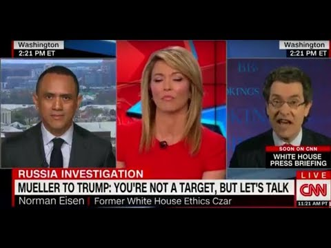 Obama 'Ethics' Czar Norman Eisen: Trump 'Can't Talk or Tweet Without Lying'