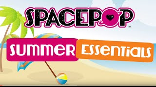 SpacePop Top 10 Summer Essentials 2016! | SpacePOPgirls 🎤🌟