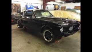 1967 Ford Mustang Fastback 428 Cobra Jet engine 5-speed Tremec For Sale
