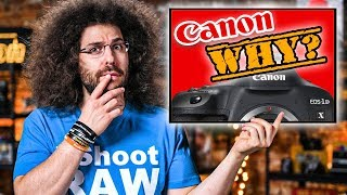 Canon's HUGE MISTAKE?! Nikon OVERPRICES AGAIN!