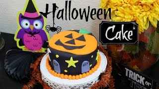 Facil Halloween Cake by:Jasminmakeup1 Thumbnail