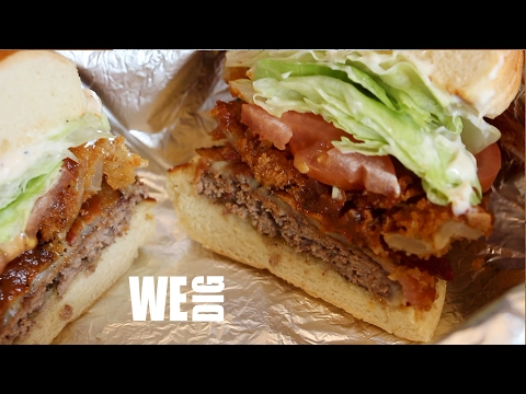 Dig Eats - BQM Burger Shoppe - The Riverside & The Ossington