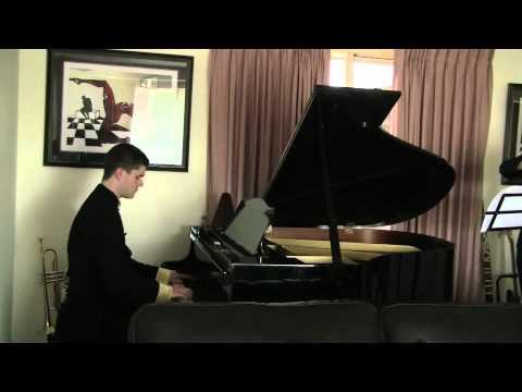 Pachelbel's Canon in D Piano + Violin Duet