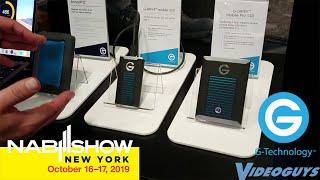 G-Technology at NAB New York 2019