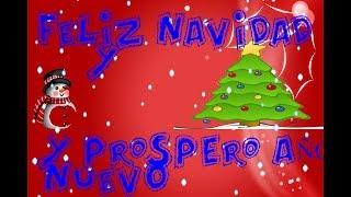 Feliz Navidad Y Año Nuevo Nos Vemos En Enero Con Mas Videos