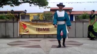 Danzas El Vigia Municipio Alberto Adriani Estado Merida