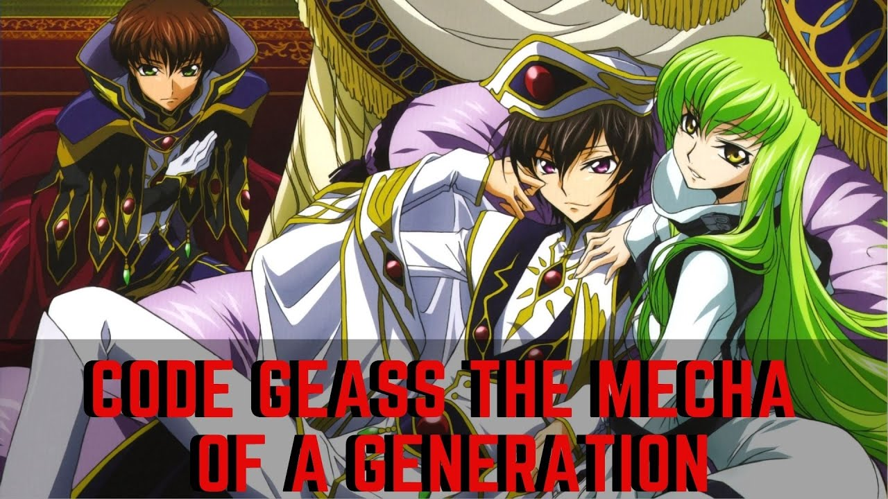 Code Geass The Mecha Anime Of A Generation | Anime Review