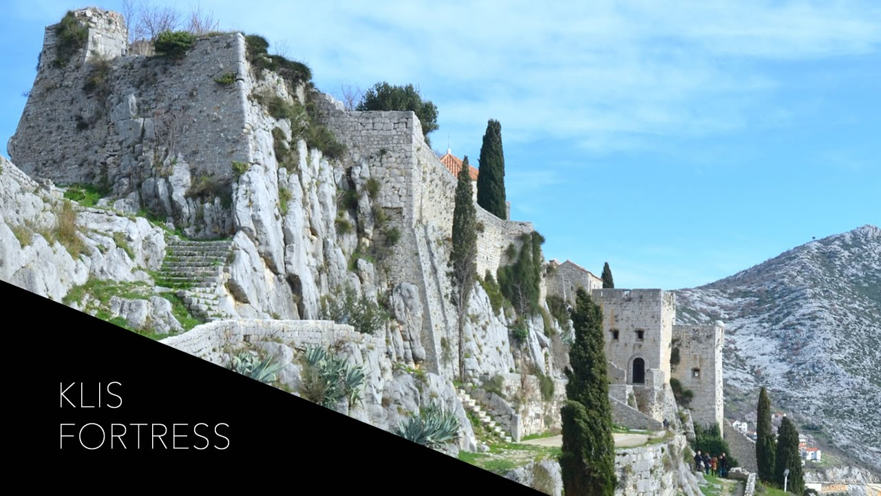 klis fortress a game of thrones tour in split croatia youtube. Black Bedroom Furniture Sets. Home Design Ideas