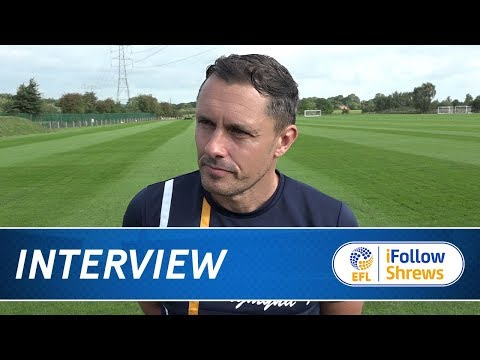 INTERVIEW | Paul Hurst on Omar Beckles - Town TV