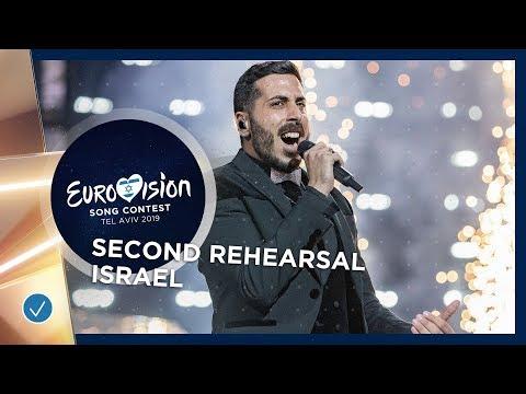 Israel 🇮🇱 - Kobi Marimi - Home - Exclusive Rehearsal Clip - Eurovision 2019