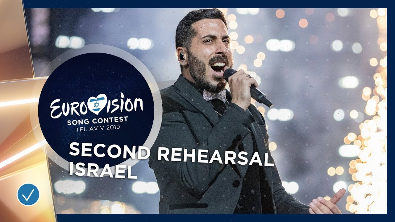 Israel Kobi Marimi Home Exclusive Rehearsal Clip Eurovision 2019 Youtube