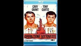 OPERAZIONE SOTTOVESTE - CARY GRANT & TONY CURTIS