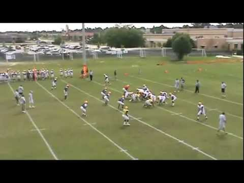 Christian Miller Spring Game Highlights 2012: Spring Valley High School