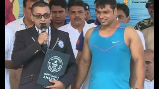 Rohtash Chaudhary's Push-up Guinness Book of World Record | 51 push-up in one minute