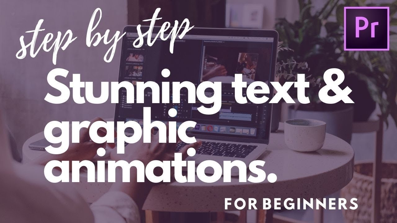 EASY Step by Step Tutorial: How to Use Motion Graphics Templates (MOGRT Files) in Premiere Pro