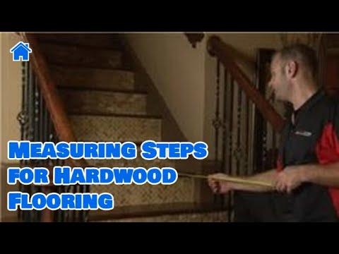 Measuring Steps For Hardwood Flooring