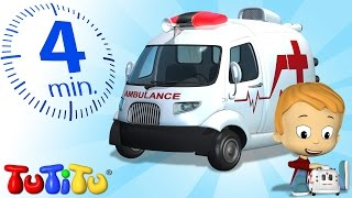 TuTiTu Specials | Ambulance Car | Toys and Songs for Children