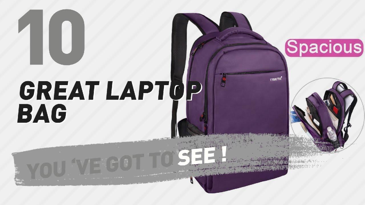 5f00c51ad9ef Tigernu Laptop Bags // New & Popular 2017 - YouTube