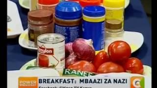 Power Breakfast : Breakfast Tips