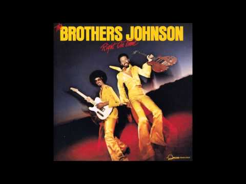 The Brothers Johnson - Strawberry Letter 23