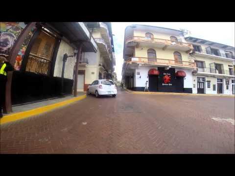 Casco Viejo, Panama City, Panama Video Tour (HD)