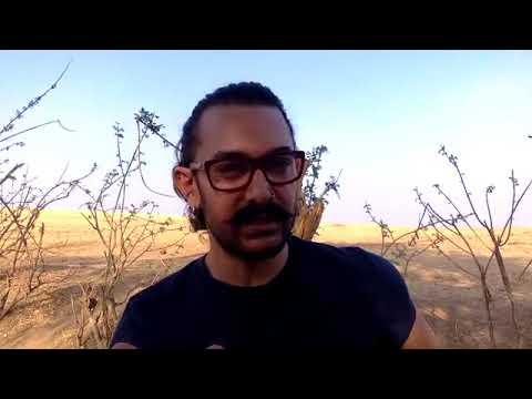 Aamir Khan live from Village Katgun || Celebrity Live