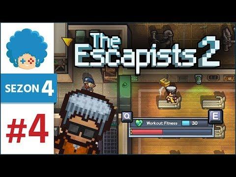 The Escapists 2 PL #4 | Sezon 4 | Zadbajmy o figurę