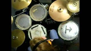 R.E.M-The One I Love-Drum Cover