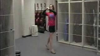 forward/backward transition Mello Anna Thomason
