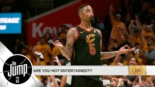 Rachel Nichols: Are you not entertained by both Conference finals tied at 2-2? | The Jump | ESPN