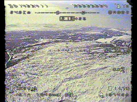 Finwing Penguin First Long Range FPV 17km