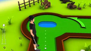 Mini Golf Game 3D - HD Gameplay [iPad/iPad2]
