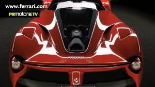 Nueva LaFerrari - El sucesor del Enzo - V12 con 963 HP! - PRMotor TV Channel