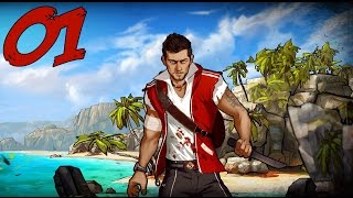 "Escape Dead Island Walkthrough Part 1 ""Prologue"" Gameplay Playthrough"