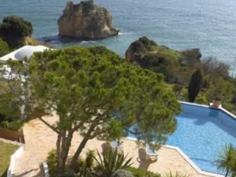 A fabulous villa with spectacular sea views located in albufeira algarve portugal
