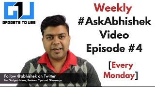 #4 Imported iPhone 7 Warranty India, Youtube Tips, Rapid Charger With Any Phone #AskAbhishek