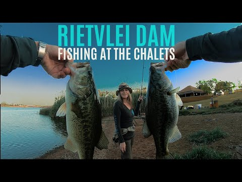 Rietvlei Dam, South Africa (Oct 2019) - Fishing At The Chalets