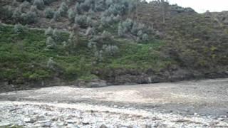 Playa de TOURAN (Valdés) Asturias