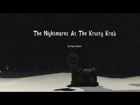 SHOOTING ZOMBIES IN BIKINI BOTTOM|The Nightmare At The Krusty Krab