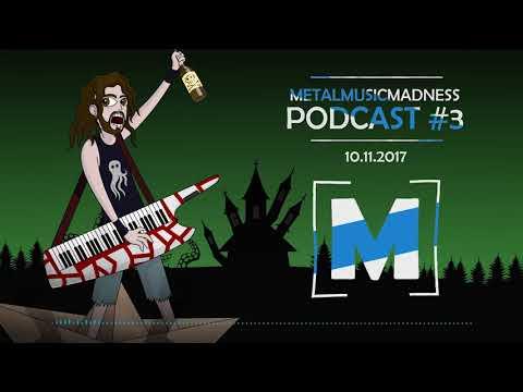 MMM Podcast #3 - Космос и клюква (10.11.17)