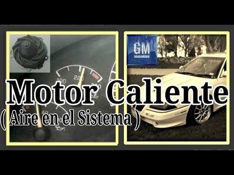 Se Calienta! Pontiac Grand Am, Motor 3.1 GM