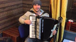 Dan the accordion man