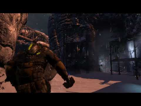 Dead Space 3 Pt.3 Game Play on ASUS RoG Laptop